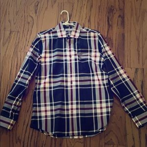 Large Express button-down shirt